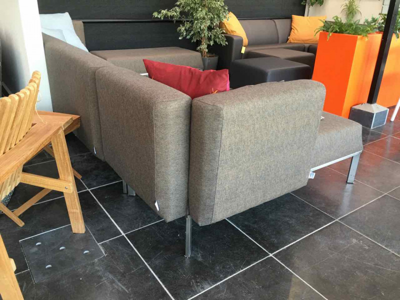Different lounge bank 'Hocker module'