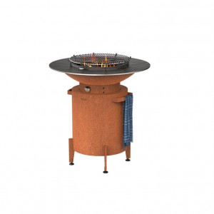 FORNO Grill Base rond